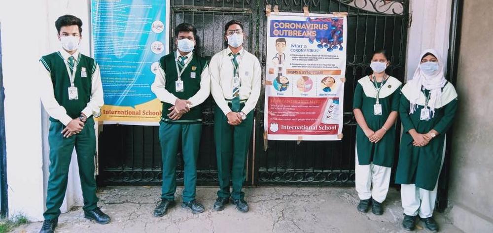 Awareness Program for Corona Virus