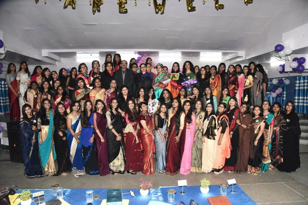 Farewell ceremony for Class 10, CBSE wing, session 2019- 20